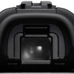 OLED eye-level electronic viewfinder
