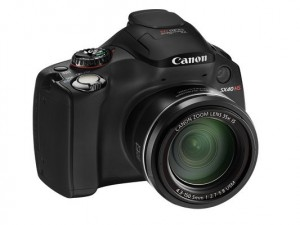 Canon PowerShot SX40 HS camera