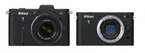 Nikon V1 and J1 mirrorless cameras