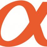 Sony alpha logo