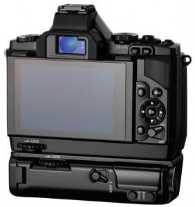 Olympus OM-D E-M5 camera back