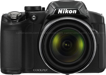 Nikon P510 superzoom camera
