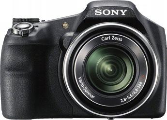 Sony Cybershot HX200V superzoom camera