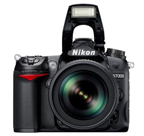 Nikon D7000 dslr camera