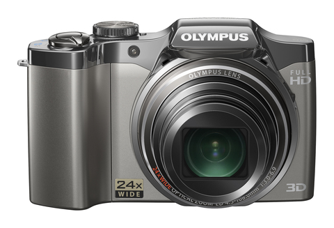 Olympus SZ-30MR superzoom camera
