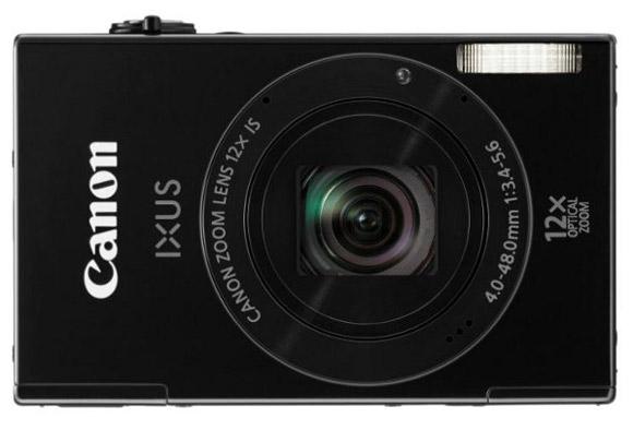 Canon IXUS 510 / 530 HS ELPH front