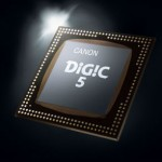 Digic 5 processor