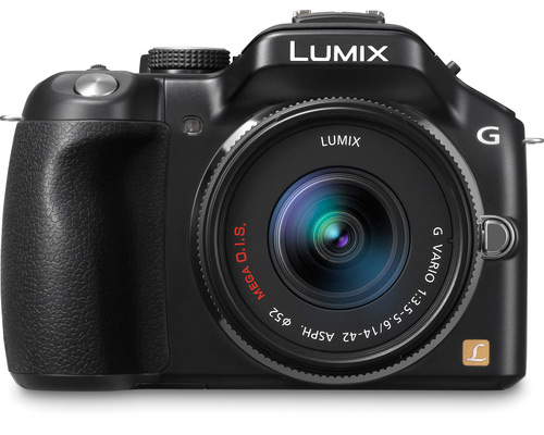 Panasonic Lumix G5 Mirrorless camera