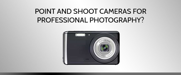 professional point and shoot camera