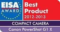 EISA Canon PowerShot G1 X