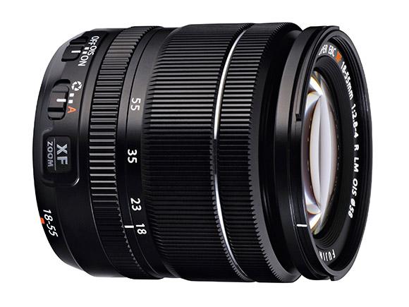 FUJINON XF 18-55mm lens
