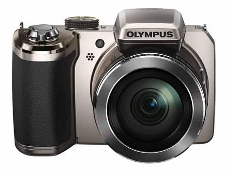 Olympus SP-820UZ iHS