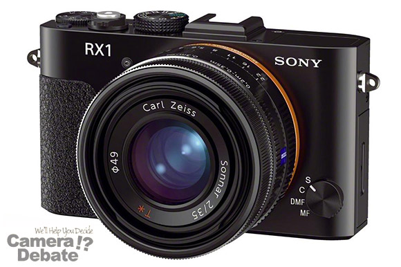 Sony RX1, 35mm Compact Camera