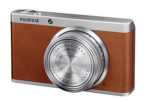 Fujifilm XF1 brown