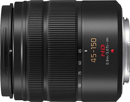 Panasonic 45-150mm lens