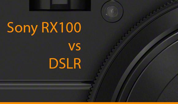 Sony RX100 closeup