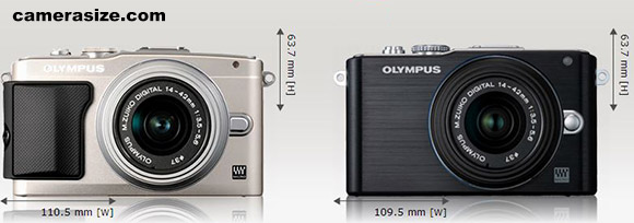 Olympus E-PL5 vs E-PL3 comparison