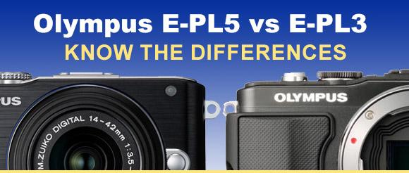 e-pl5 vs e-pl3