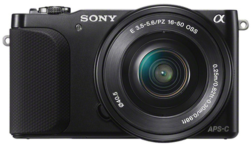 sony nex-3n csc camera