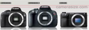 Canon SL1 vs T5i vs T5i