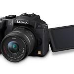Panasonic G6 free-angle LCD