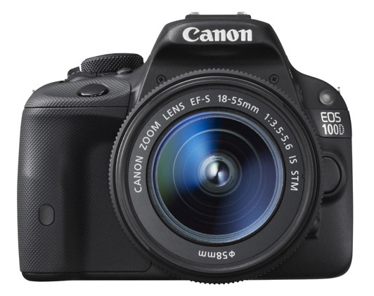 Canon Rebel SL1 camera