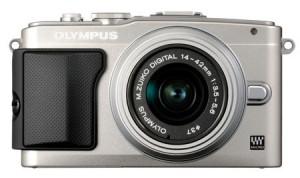 Olympus E-PL5 camera