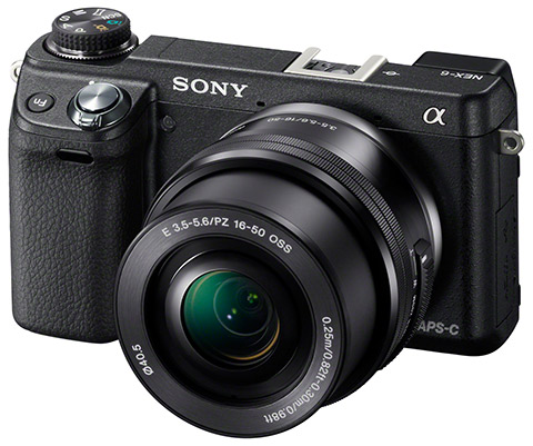 Sony NEX-6 Compact System Camera