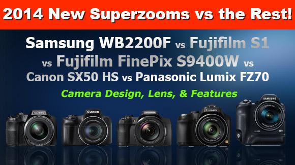 2014 superzoom cameras