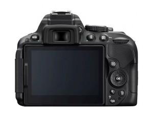 Nikon D5300 rear side