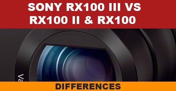 Sony RX100 III banner