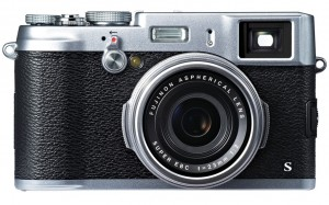 Fujifilm X100S camera fixed lens compact camera