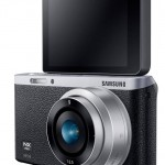 Samsung NX mini selfie camera