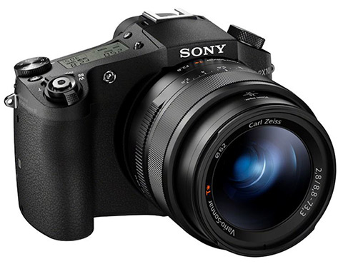 Sony RX10 superzoom camera