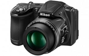 Nikon L830 superzoom camera