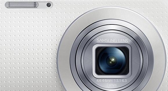 Samsung K Zoom lens