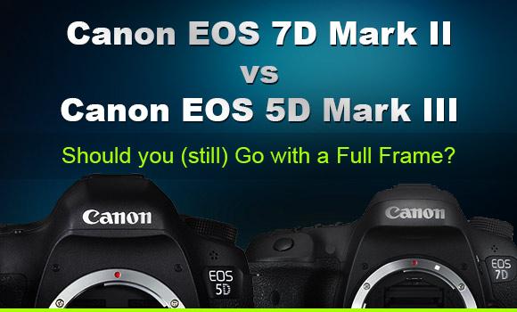 7d vs 5d mark ii for landscape
