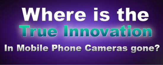 Mobile camera innovation