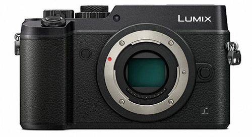 Panasonic Lumix GX8 micro four thirds camera