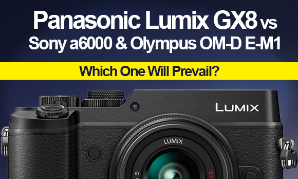 Panasonic Lumix GX8 camera banner