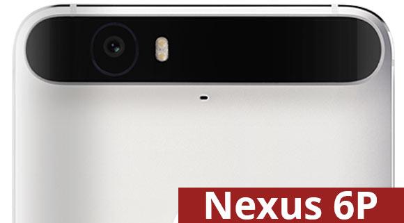 Nexus 6P main camera