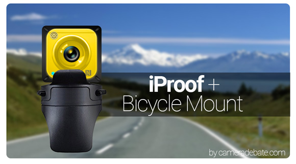 iProof Bicycle mount