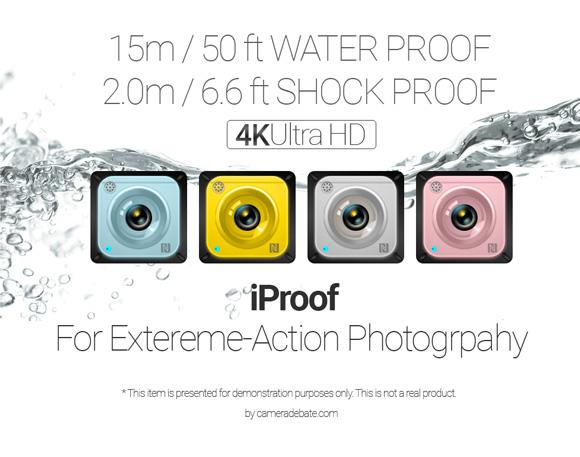 iProof camera