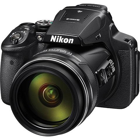 Nikon P900 ultrazoom camera