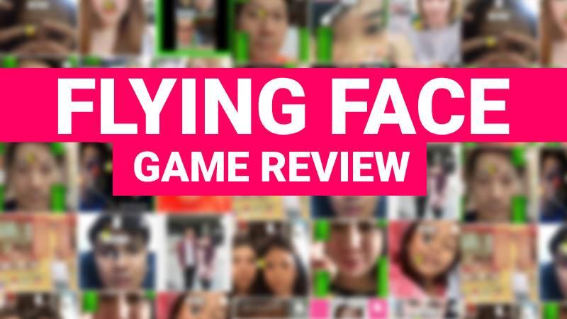 Flying Face IG stories screenshot